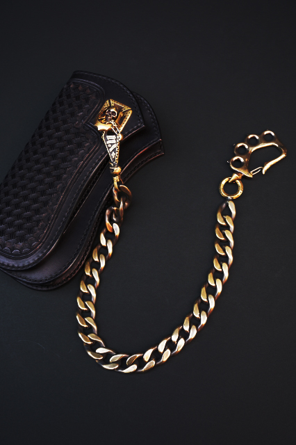 galcia WCB-KN002 : WALLET CHAIN