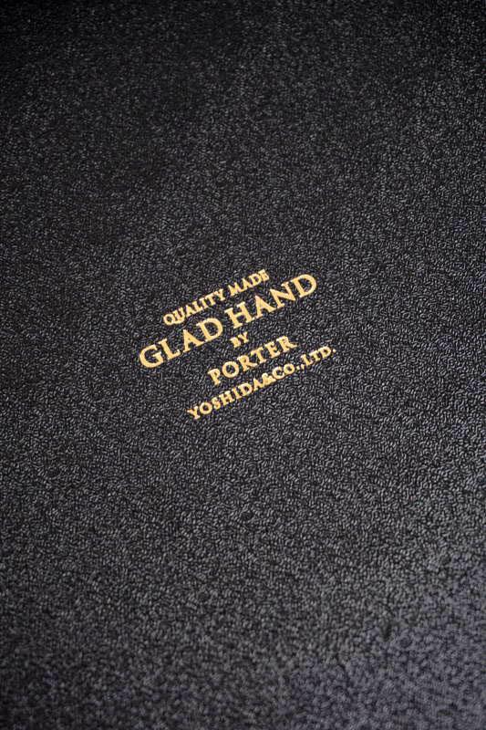 GLAD HAND × PORTER GH BAGGAGE MONOGRAM