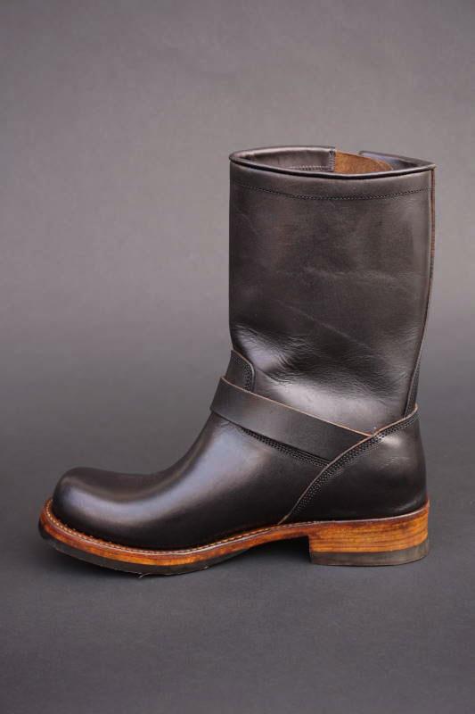GLAD HAND & Co. - USA BOOTS GH - JOYRIDE BLACK