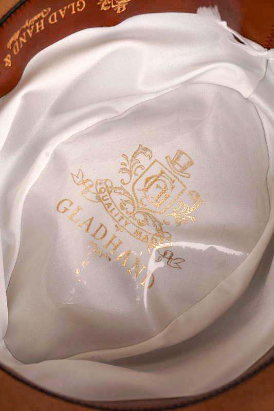 GLAD HAND & Co. -  HAT JOHN G CAMEL
