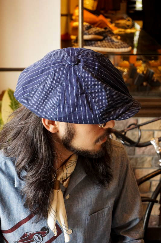 BY GLAD HAND GOOD WORKER - CASQUETTE DOT×STR