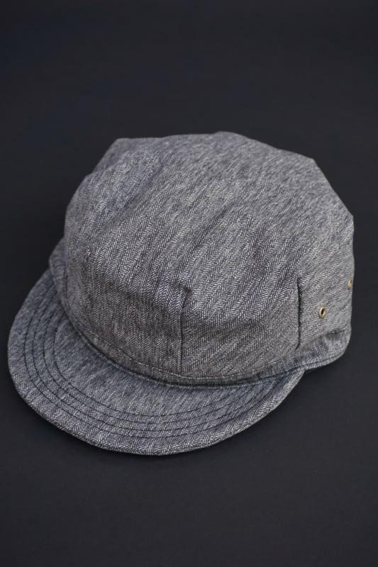 B.S.M.G. WORK - CAP BLACK