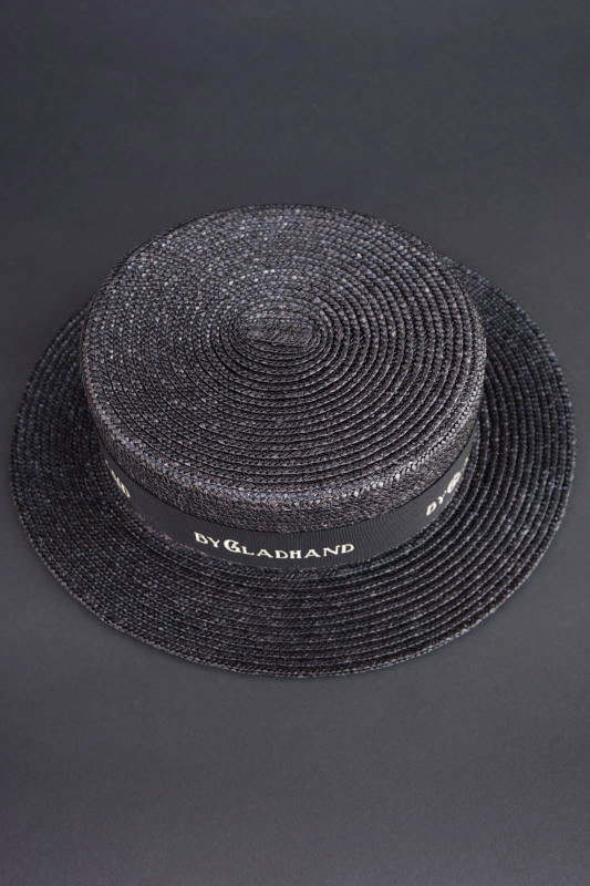 BY GLAD HAND MODERN - HAT BLACK