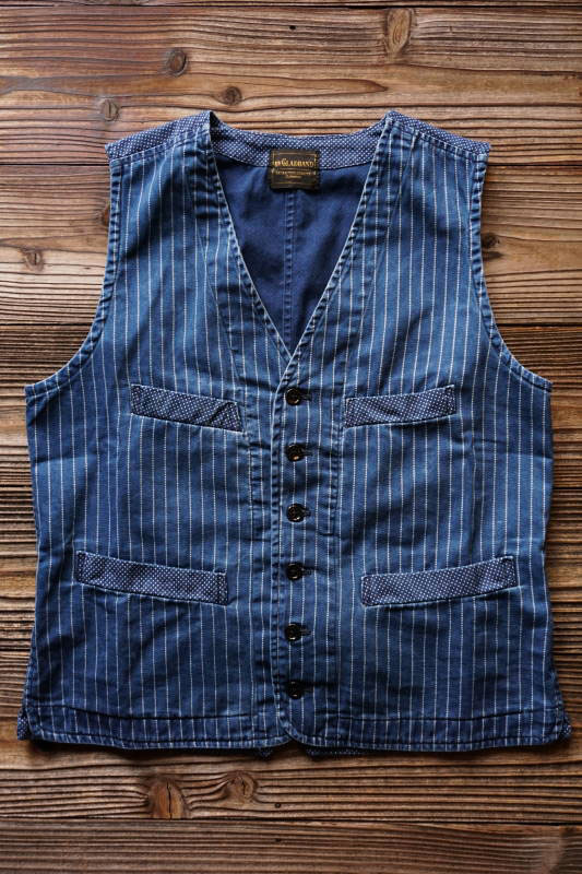 BY GLAD HAND GOOD WORKER - VEST STR×DOT