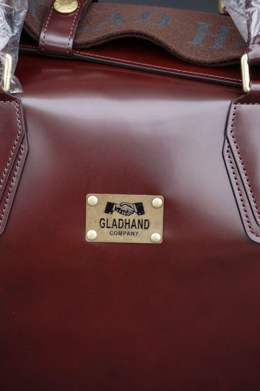 GLAD HAND×PORTER GH BAGGAGE BROWN