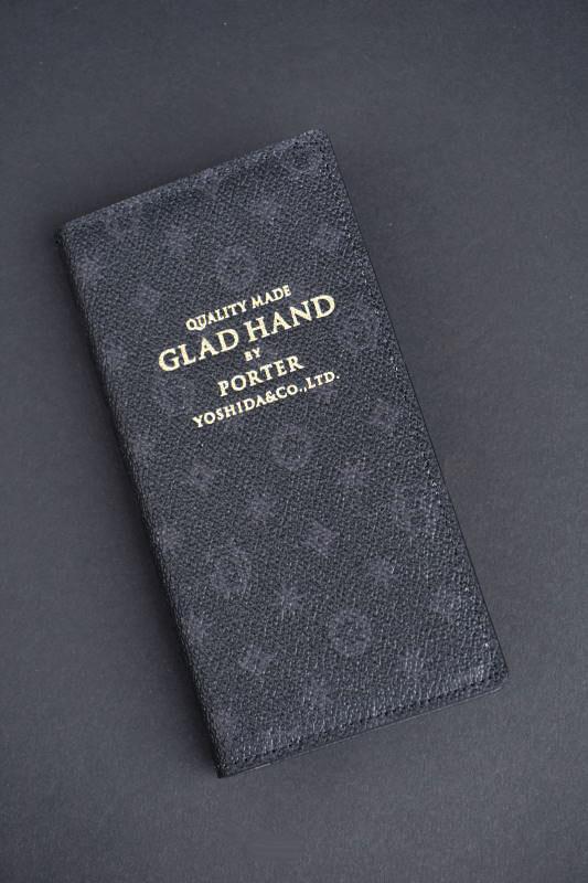 GLAD HAND×PORTER GH - PARCEL iP7 FAMILY CREST