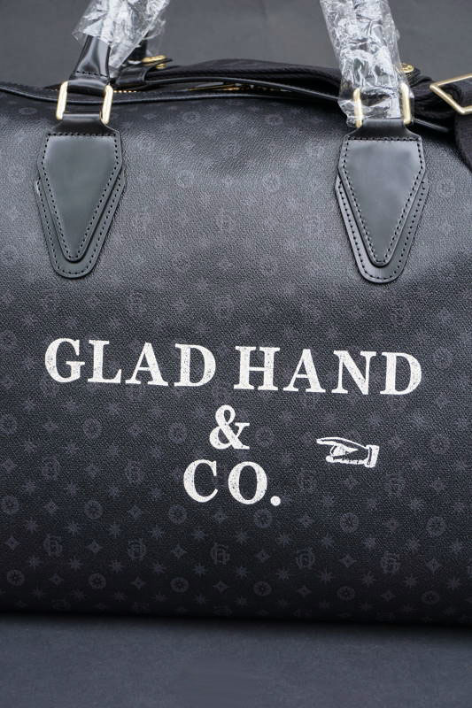GLAD HAND×PORTER GH BAGGAGE MONOGRAM