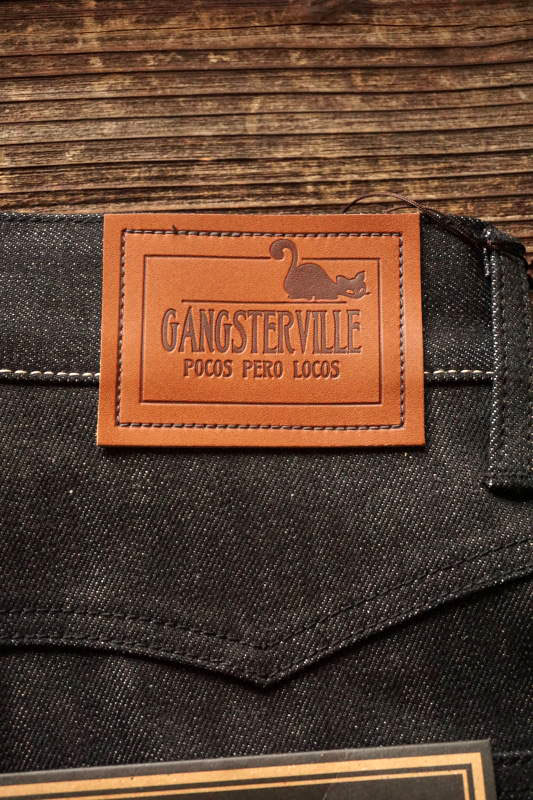 GANGSTERVILLE THUG - DENIM