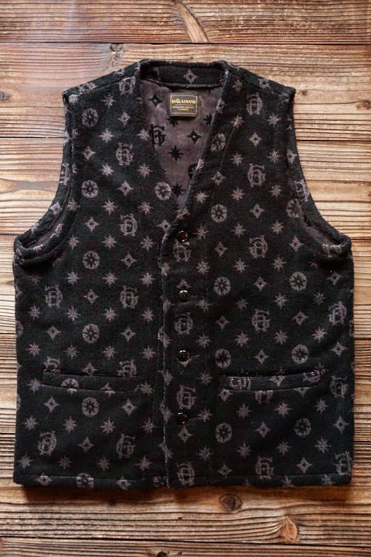 BY GLAD HAND FAMILY CREST - VEST