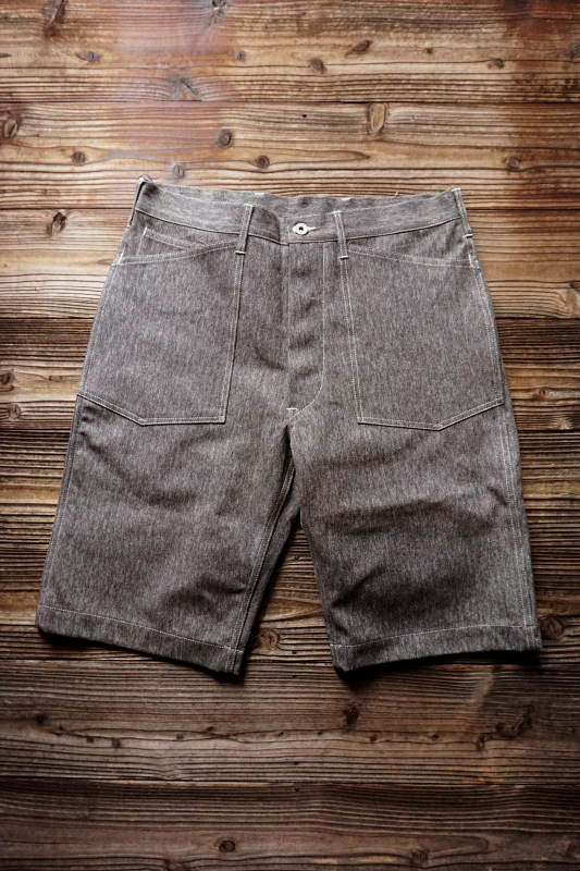 B.S.M.G. BAKER SHORTS BLACK