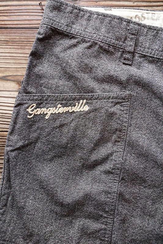 GANGSTERVILLE JACKPOT - SHIRTS BLACK