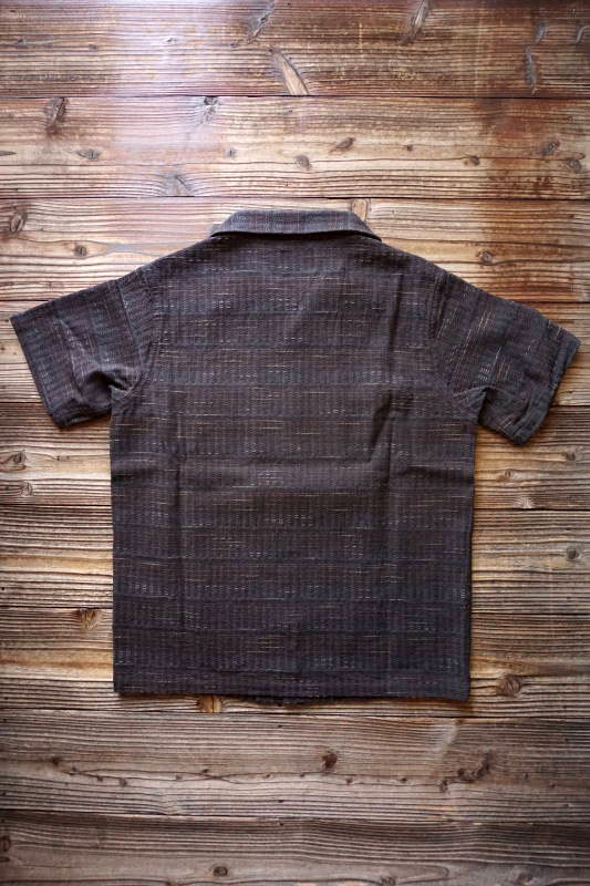 BY GLAD HAND VOYAGE - S/S SHIRTS BLACK
